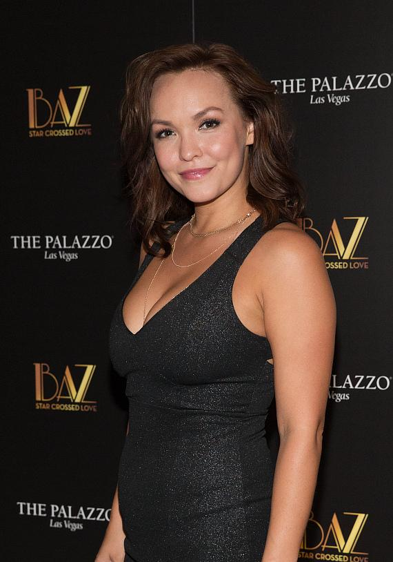 """RED CARPET PHOTOS: """"BAZ - Star Crossed Love"""" Dazzles with VIP Celebration at The Palazzo Las Vegas"""