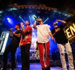 O-Town closes out the Pop 2000 Tour at Fremont Street Experience with an unprecedented performance