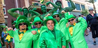 O'Sheas Casino at The LINQ Hotel & Casino Keeps the Spirit of St. Patrick's Day Alive