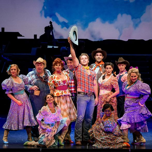 """""""Idaho! The Comedy Musical"""" Celebrates Opening Night at The Smith Center"""