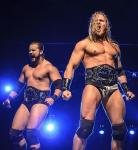 Paragon Pro Wrestling Tag Team Champions Alex Chamberlain and Alexander Hammerstone