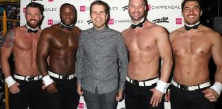 """""""Party with Perez"""" This Summer When Renowned Social Media Influencer Perez Hilton Joins Chippendales as Special Celebrity Guest Host at Rio All-Suite Hotel & Casino July 26 – Sept. 2, 2018"""