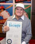 Pete Rose with Proclamation