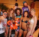 Redfoo at TAO Beach on Ten Year Weekend