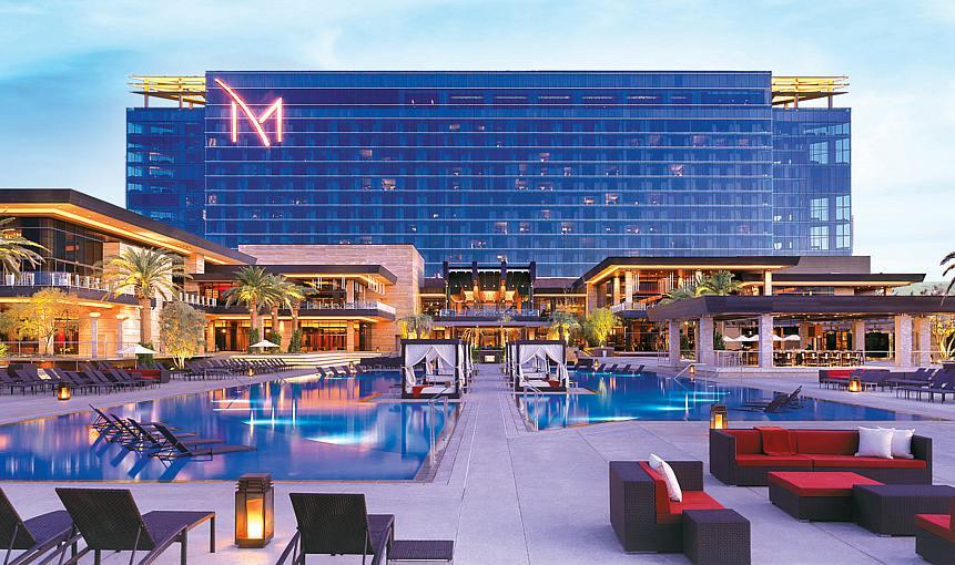 """M Resort Spa Casino Celebrates Reopening and Announces """"No Resort Fee Summer"""""""