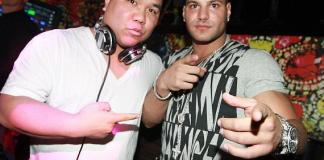 "Ronnie from MTV's ""Jersey Shore"" Celebrates Spring Break at Vanity"