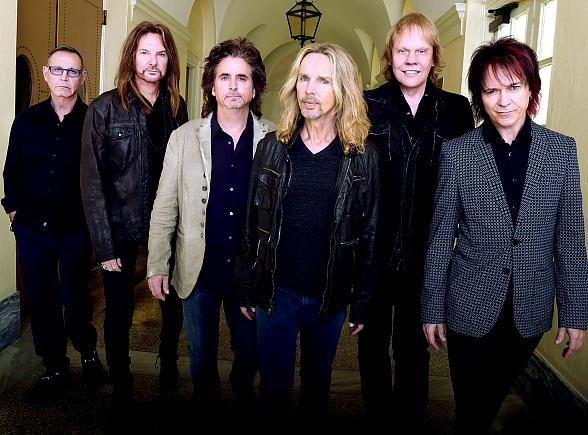 """STYX to Perform """"The Mission"""" Album in Its Entirety One Night Only in Las Vegas Jan. 20, 2018"""