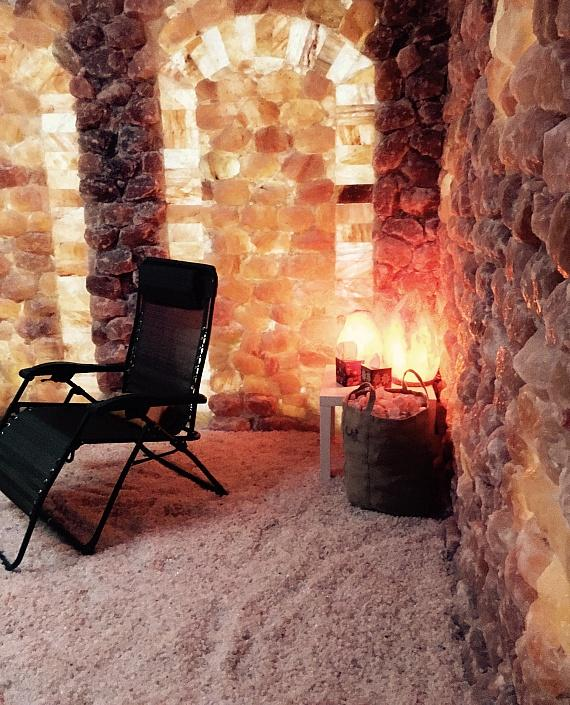 Salt Room LV Delivers the Latest Trend in Wellness Therapy and Relaxation to Las Vegas