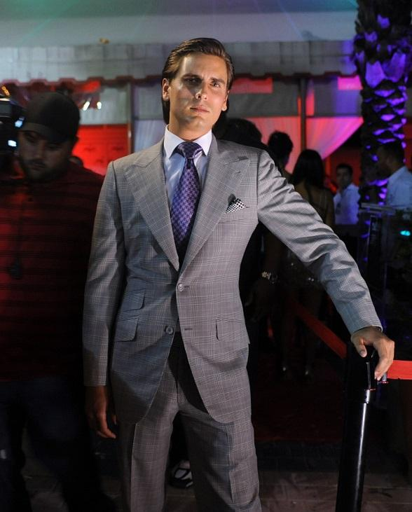 """Las Vegas Partygoers Will Enjoy Rooftop Views with """"Keeping Up With The Kardashians"""" Star Scott Disick July 27"""