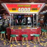 Sigma Derby in the Vintage Casino at Golden Gate