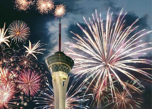 Ring in 2019 at Stratosphere Casino, Hotel & Tower with Dining and Entertainment Packages