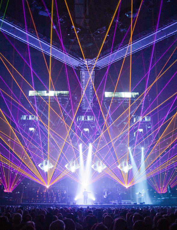 Trans-Siberian Orchestra's 'The Lost Christmas Eve' Presented by Hallmark Channel Returns to Orleans Arena Nov. 30