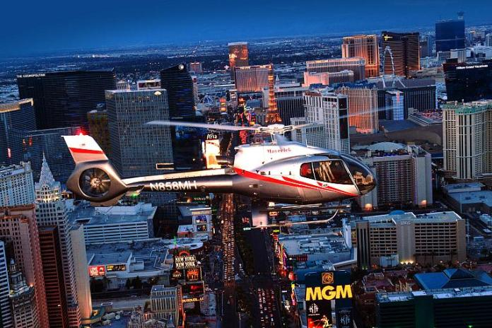 Maverick Helicopters Las Vegas to Reopen May 22
