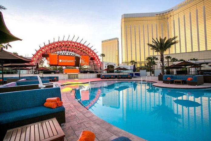 Daylight Beach at Mandalay Bay Resort and Casino Reopening on July 2, 2020