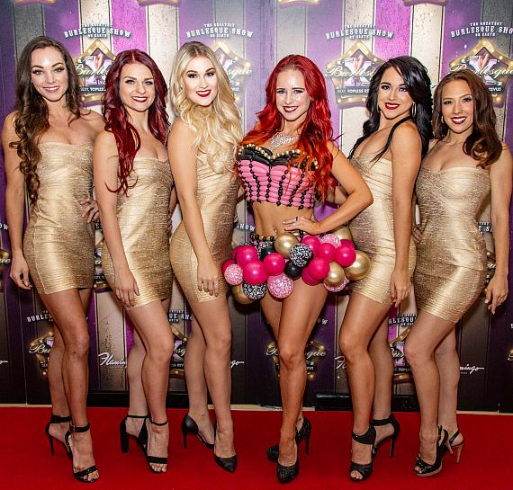 X Burlesque Celebrates 17th Anniversary With Star-Studded Red Carpet and Surprise Announcements at Flamingo Las Vegas