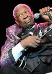 B.B. King performs at Veil Pavilion at Silverton Casino Hotel in Las Vegas