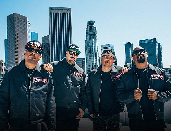 House of Blues Welcomes Cypress Hill and Hollywood Undead Mar. 24, 2019