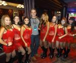 "Actor Chris McKenna said ""Yes"" to a fun week at the D Casino Hotel Las Vegas"