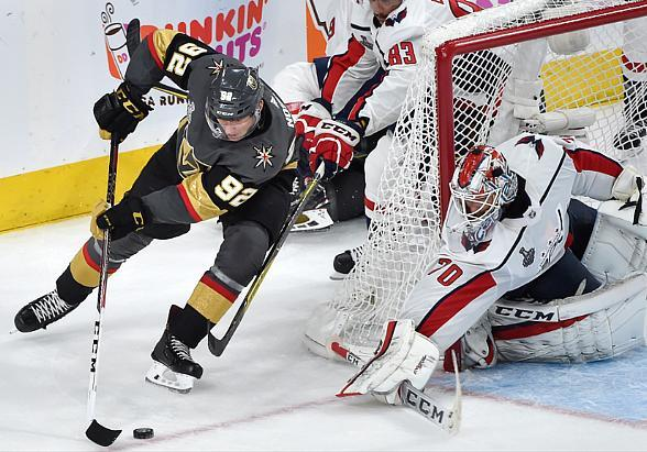 NHL and NBC Sports Group to Televise Nine Vegas Golden Knights Games