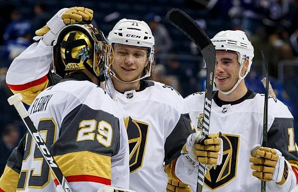 Vegas Golden Knights to Celebrate Nevada Day on October 26 with Matinee Game