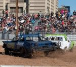 Sin City Showdown Demolition Derby at Core Arena, for three days, Nov. 14-16.