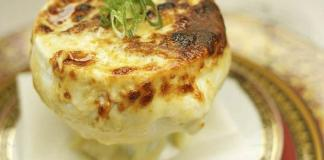 French Onion Soup at Andre's