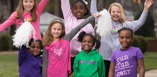 'Girls On The Run' to Celebrate Record-Breaking Season with 5th Anniversary 5K on April 30; Over 575 Elementary and Middle School Girls to Participate