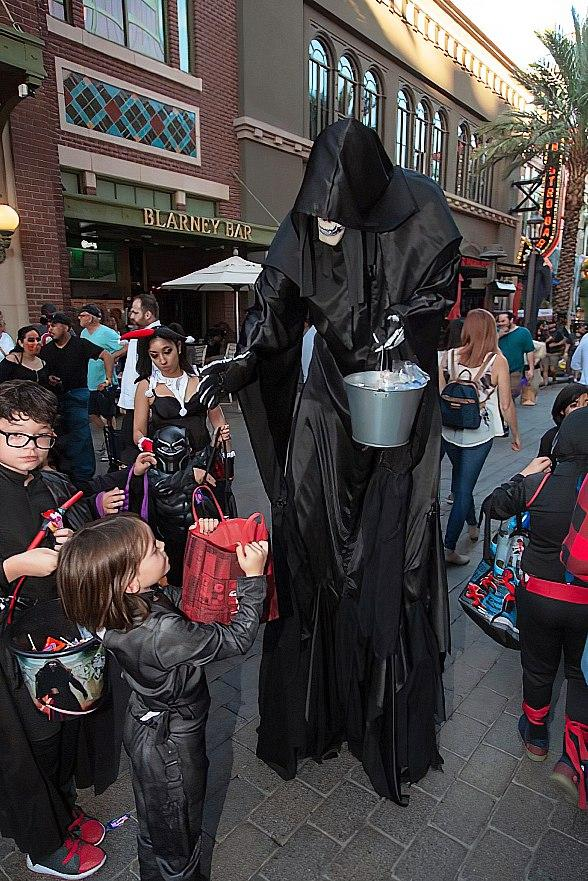 Celebrate Halloween, Day of the Dead at The LINQ Promenade, High Roller in Las Vegas