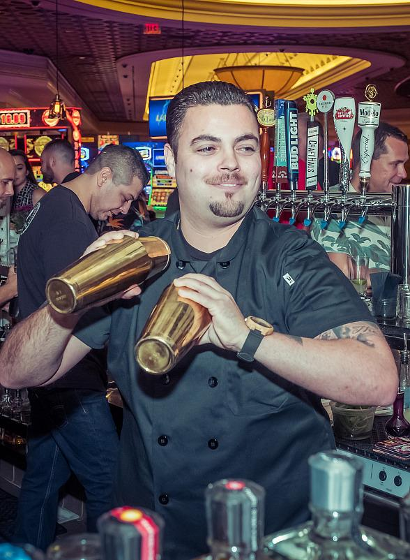 Searsucker Las Vegas Hosts Herradura Regional Live Bartender Legends Competition