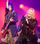 Motley Crue performs at The Joint in Las Vegas