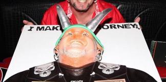 """Counting Cars"" Star Horny Mike Celebrates His Birthday at Vamp'D"