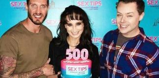 """Sex Tips for Straight Women from a Gay Man"" Celebrates 500th Las Vegas Show"