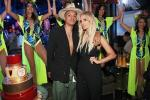 Ashlee Simpson Ross and Evan Ross Birthday Celebration at XS Nightclub in Las Vegas