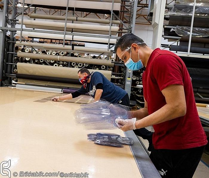 The Emergent Group Partners with Polar Shades Sun Control To Help Fund PPE Masks and Gowns Made in Its Manufacturing Site
