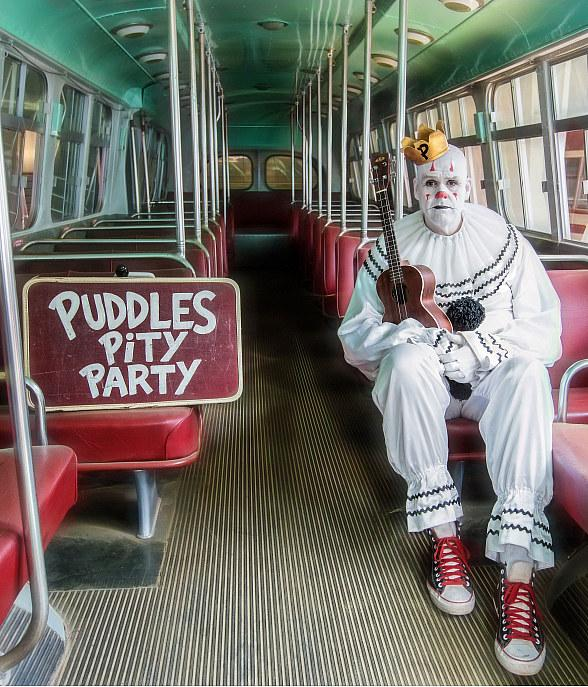 Puddles Pity Party Announces His First-Ever Engagement at Caesars Palace in Las Vegas