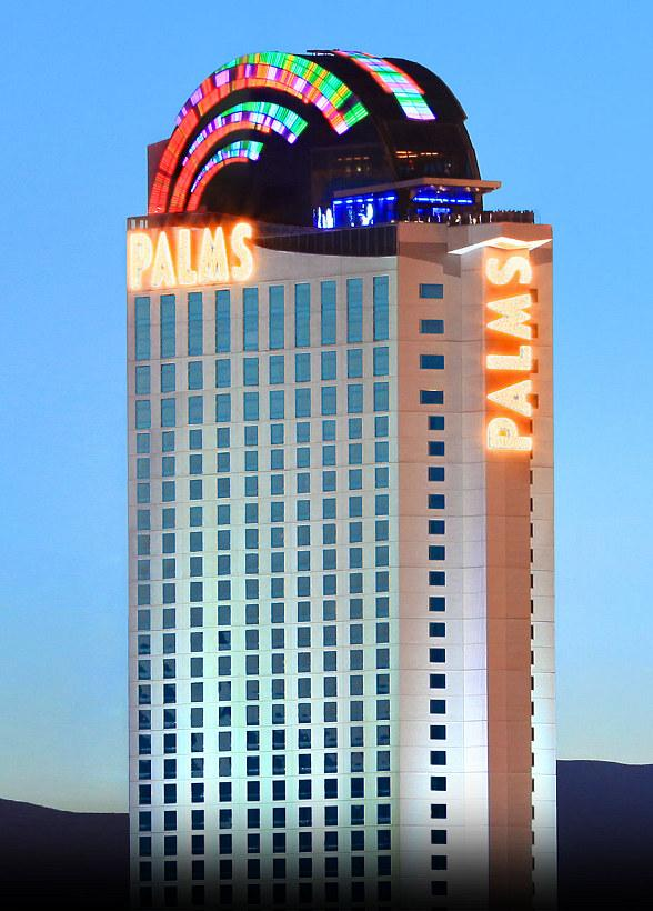 Palms Casino Resort Offers Mega Savings During Cyber Monday Promotion