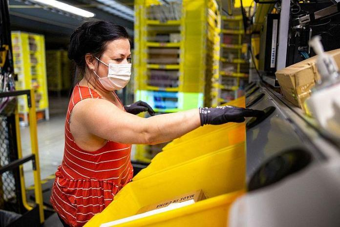 Amazon Offering Over 2,000 Full-Time Jobs to Seasonal Employees Hired Across Nevada in Response to Increased COVID-19 Demand