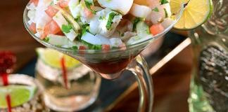Silverton Casino Hotel Dishes on National Ceviche Day