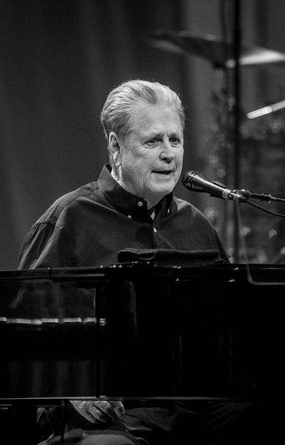 "Brian Wilson, with special guests Al Jardine and Blondie Chaplin, perform ""Pet Sounds"" live at The Joint at Hard Rock Hotel Las Vegas"