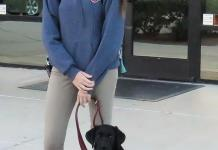 Coral Academy of Science Las Vegas Welcomes the School's First Guide Dog for the Blind
