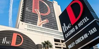 "the D Las Vegas Voted ""Best Las Vegas Casino"" in USA Today 10Best Readers' Choice Awards"