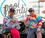 Chance The Rapper and Billie Eilish Make Surprise Appearance at Downtown Grand Hotel & Casino in Las Vegas