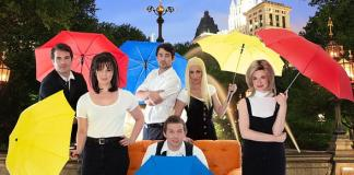 """""""FRIENDS! The Musical Parody"""" Offers A Valentine's Day Escape for Friends"""