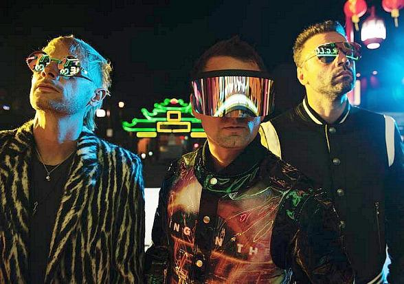 """MUSE Announce """"Simulation Theory World Tour"""" Coming to Mandalay Bay Events Center March 2, 2019"""