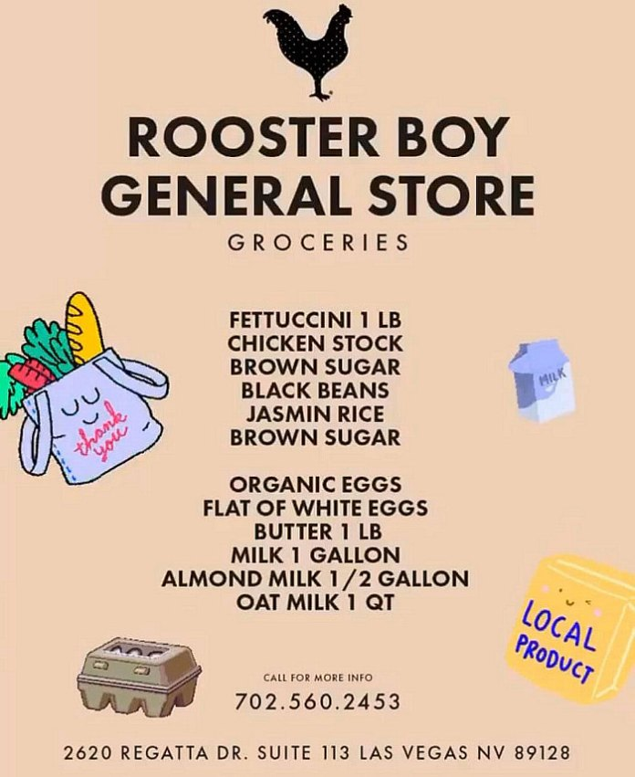 Rooster Boy General Store