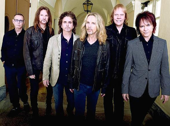 Styx to Perform at The Star of the Desert Arena in Primm