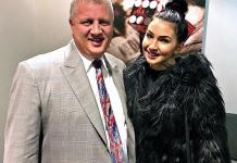 WWE Star Billie Kay Takes Fremont Street Experience for a Ride