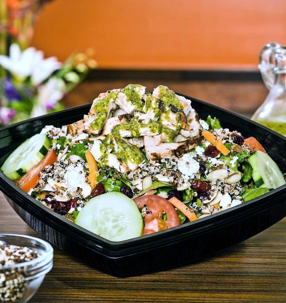 The Habit Burger Grill Las Vegas Celebrates Spring with All-New Super Food Salad