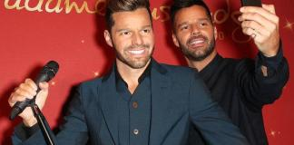 Ricky Martin Meets his New Wax Figure at Madame Tussauds Las Vegas