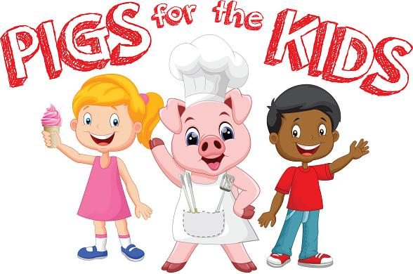 """Registration Open, Tickets Now on Sale for """"Pigs For The Kids"""" Sept. 17"""